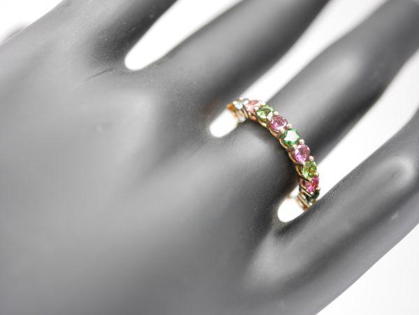 Silvo Multi Sapphire Ring
