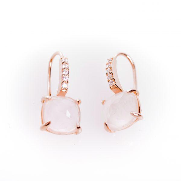 Silvo Rose Earrings