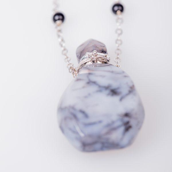 Meli & Moli Dendritic Necklace