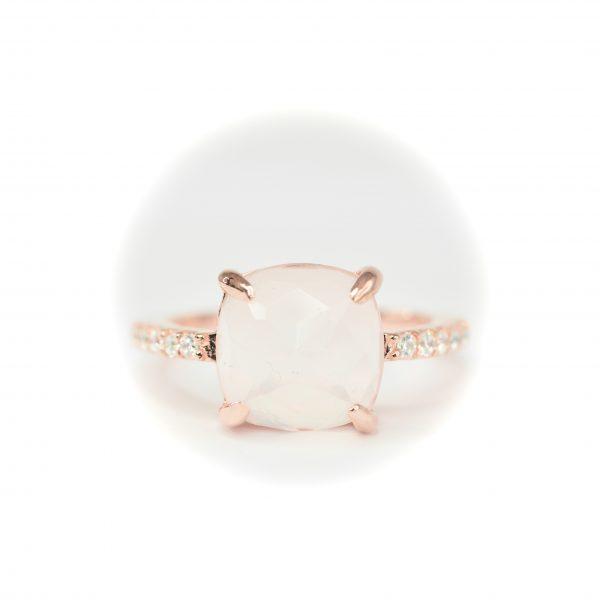 Silvo Rose Ring